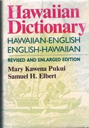 Hawaiian Dictionary Hawaiian-English, English-Hawaiian