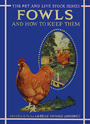 La Belle Sauvage  Fowls greeting card