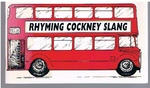 Rhyming Cockney Slang. Drawings by Jack Jones.