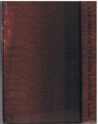 A Grammar of the Kaffir Language. New Edition. [Early edition of