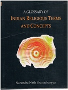 A Glossary of Indian Religious Terms and Concepts.