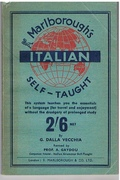 Marlborough's Italian Self-Taught [Subtitle]: This system teaches you the