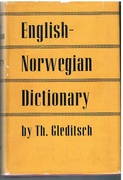 English-Norwegian Dictionary.