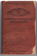 Esperanto-English Dictionary. Kolekto Esperanta. Aprobita de Do Zamenhof. Carefully Revised and Enlarged. Second Edition.