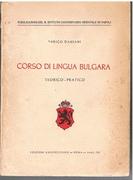 Corso di lingua bulgara. Teorico-Pratico. (Bulgarian course)