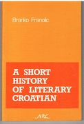 A Short History of Literary Croatian.