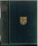 P. Vergili Maronis Opera.: Finis P. Vergili Maronis Operum ex Recensione