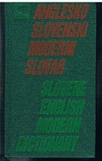 Slovene English Modern Dictionary. Slovene - English and English -Slovene