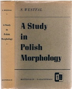 A Study in Polish Morphology. The genitive singular masculine.