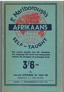 Afrikaans Self-Taught By the natural method, with phonetic pronunciation. Thimm's system. Marlborough's self-taught series.