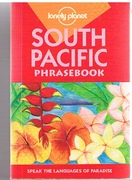 South Pacific Lonely Planet Phrasebook.