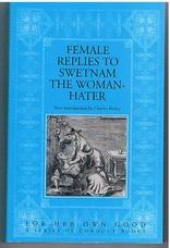 BUTLER, Charles (Ed.) Joseph Swetnam