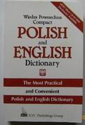 Polish and English Dictionary. Wiedza Powszechna Compact. Language - Polish.