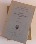 Rechnik Kosovsko-Metohiskog Dijalekta. Dictionary of the Kosovo - Metohija dialect. Sveska Prva, Sveska Druga.  Srpska dijalektoloshki Zborhik.  Knjiga IV, Knjiga VI
