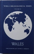Wales.  World Bibliographical Series. Volume  122