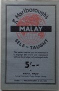 Malay Self-Taught. By the Natural Method with Phonetic Pronunciation. Thimm's System.