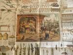 Landwirthschaftliche Tafeln.  XIV. Feldbau. zusammengestellt und beschreiben. Poster