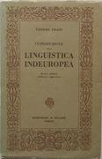 Introduzione alla Linguistica indeuropea. Quinta edizione riveduta e