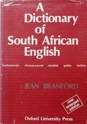 A Dictionary of South African English. New Enlarged Edition.