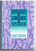 The Politics of Language in Australia