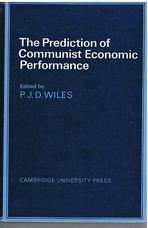 WILES, P. J. D. (Ed.)