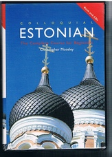 Colloquial Estonian. The Complete Course for Beginners. (Book with CDs in