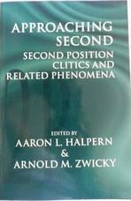 HALPERN, Aaron, ZWICKY, Arnold (Eds.)