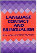 Language Contact and Bilingualism