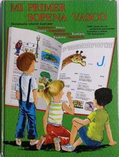 Mi Primer Sopena Vasco. (Spanish-Basque children's picture dictionary)