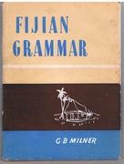 Fijian Grammar.