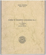 [Casiguran Dumagat, Chamorro] Papers in Philippine Linguistics No 6 Pacific Linguistics. Series A - No 43.
