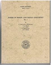 TODD, L., MUEHLHAUSER, P., WURM, S. A. et al