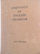 Essentials of English Grammar.