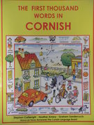 The First Thousand Words in Cornish