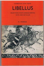 TENNICK, M. J. (Ed.) Horace, Martial, Ovid and Catullus