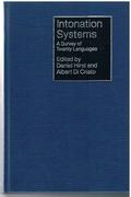 Intonation Systems A Survey of Twenty Languages