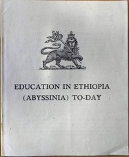 (Hazel Napier: Friends of Abyssinia League)