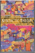 Syntactic Theory Palgrave Modern Linguistics.