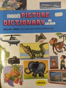 Anada's Picture Dictionary in Colour.  English-Hindi. About 4000 words (1000 words with pictures)