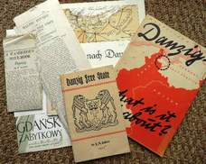 Danzig - What is it all about? A Wanderer's Note-Book, Danzig Free State,