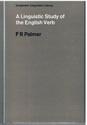 A Linguistic Study of the English Verb.