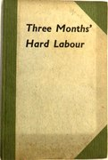 Three Months' Hard Labour.  A Handbook for Learning Colloquial Burmese.