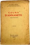 Cours d'Annamite (Langue Vietnamienne) [Vietnamese].