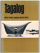 Tagalog World Foreign Language Record Series.