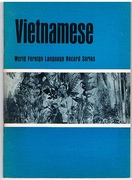 Vietnamese. World Foreign Language Record Series.