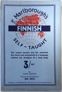 Finnish Self-taught by the Natural Method with Phonetic Pronunciation. Thimm's System. Marlborough's Self-Taught Series.