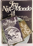 Jen Nia Mondo.  A new radio course in Esperanto, the international