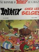 Astérix chez les Belges. Une Aventure d'Astérix le gaulois. (Asterix in Belgium)