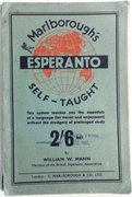 Esperanto Self-Taught. By the Natural Method with Phonetic Pronunciation.