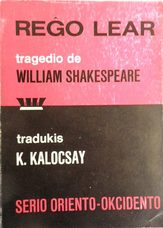 SHAKESPEARE  (Trans. by K Kalocsay)